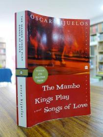 OSCAR HIJUELOS:The Mambo Kings Play Songs of Lvoe