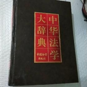 大辞典中华法学(刑法学卷)