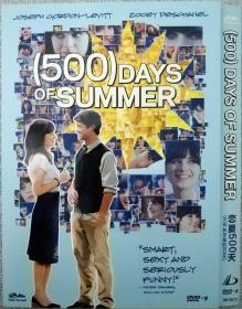 DVD 恋夏500天