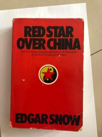 Red Star over China 红星照耀中国 英文原版 含费正清前言
