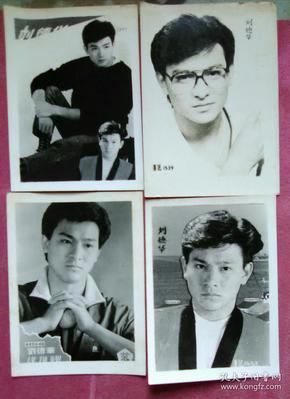 刘德华照片4张