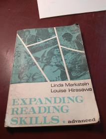 扩大阅读技巧 高级读本  英文版