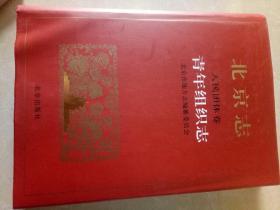 北京志 青年组织志
