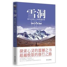 正版 雪洞:喜马拉雅山上的悟道历程