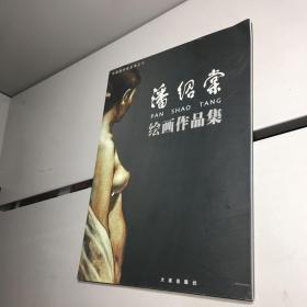 中国美术家丛书之六---潘绍棠绘画作品集 【潘绍棠 作者亲笔签赠本,保真!】【一版一印 95品+++ 内页干净 实图拍摄 看图下单 收藏佳品】