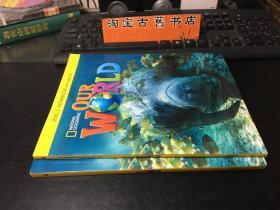 WOURRLD WORKBOOK with audio cd附光盘2张 (2册合售)全新