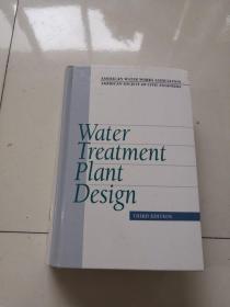 Water Treatment Plant Design 水处理厂设计