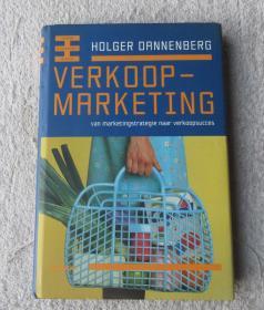 Verkoopmarketing Van Marketingstrategie Naar Verkoopsucces (外文原版 荷兰语)