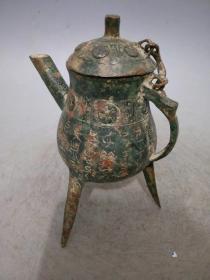 青铜器 壶