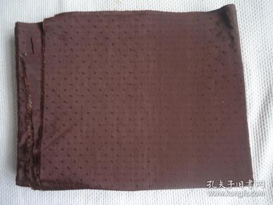 麻线线提布料一块全新未使用