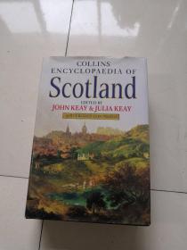 Collins Encyclopaedia of Scotland 柯林斯苏格兰百科全书