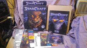 Starcraft Collectors Special Edition 星际争霸 收藏版 电脑游戏
