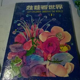 娃娃看世界 (1 )精装 英汉双语彩绘本