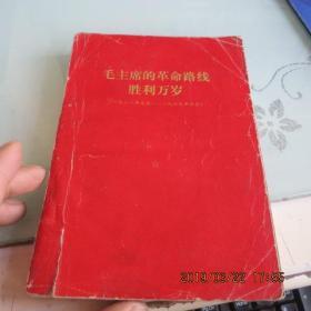 毛主席的革命路线胜利万岁(1921年7月-1969年4月)