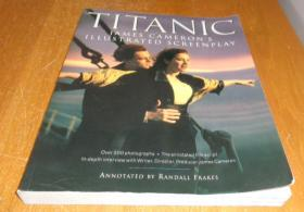 Titanic: James Camerons Illustrated Screenplay 泰坦尼克