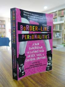 BORDER-LINE  PERSONALITIES(有个性)