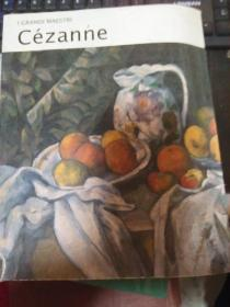Cezanne(详见图)(书脊上有破损)