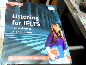 Collins Listening for IELTS(附光盘1张)