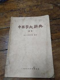 中药学大辞典――样稿