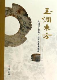 正版全新玉润东方:大汶口——龙山·良渚玉器文化玉器展值得收藏