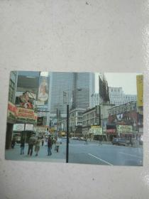 民信片:纽约百老汇大街