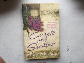 Secrets and Shadows (英文原版)