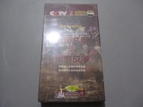 军事大百科系列之精密武器与军事战争【DVD/未拆封】