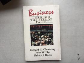 Business Through the Eyes of Faith(英文原版) 包邮