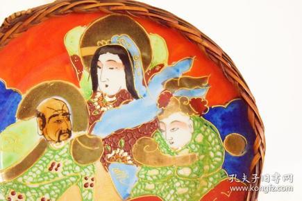 漆盘 日本漆盘   近代日本流入欧洲的日本漆盘,多款式意大利代购