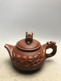 民国老茶壶 A2609