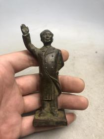 伟人铜像A2334
