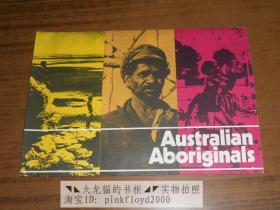 Australian Aboriginals(澳洲土著,16开活页25张)