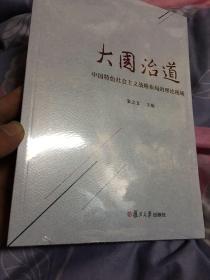 大国治道 中国特色社会主义战略布局的理论视域