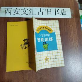 《小学数学智能训练   》第九册