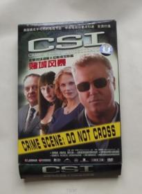 CSI犯罪现场调查 拉斯维加斯篇 23集赌城风暴 DVD12碟 中英双语 中文字幕
