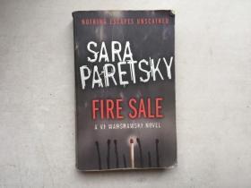 Fire Sale(英文原版)