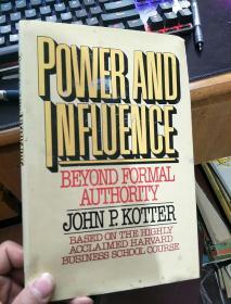 英文原版 Power and Influence