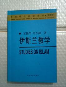 伊斯兰教学(中国现代科学全书 宗教学)