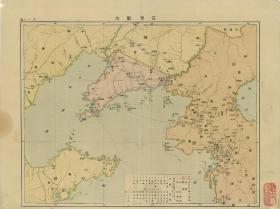 解放前后军事地图~日俄交战地图~台湾征讨图~平壤交战~旅顺交战~日本朝鲜大清交战地图