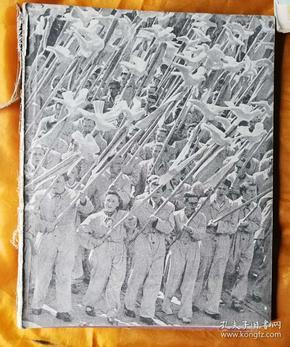 ●摄影画册:人民波兰及其青年!!(精装版)【1952年12开】!!!多买打折