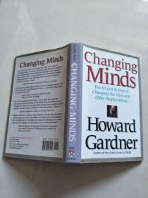 Changing Minds: The Art and Science of Changing Our Own and Other People\'s Minds [绮捐]銆愬疄鐗╁浘鐗囷紝鍝佺浉鑷壌銆�