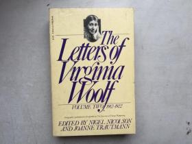 The Letters of Virginia Woolf, Vol. 2: 1912-1922 by  (英文原版)