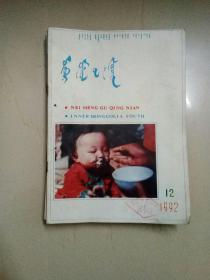 1992年内蒙古青年(第12--第24期)计13本