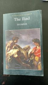 The  Iliad  伊利亚特 英文原版