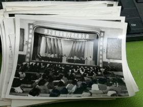 汶上县妇女第八次代表大会老照片44张