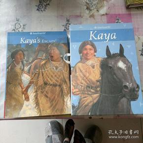 kaya 1764 全六册,少1册,礼品盒包装