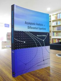 Asymptotic Analysis of Differential Equations(微分方程的渐近分析)