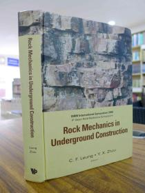 Rock Mechanics in Underground Construction(地下工程岩石力学 附光盘一张)