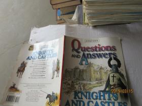 Questions and Answers  KNIGHTS AND CASTLES
