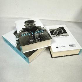 登山家埃德蒙·希拉里传记 Edmund Hillary A Biography 英文原版